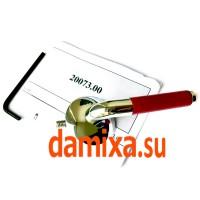 Ручка смесителя Damixa Arc, красная арт. 484117500