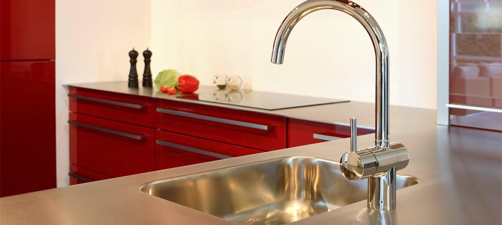 <span>Кухонные смесители Damixa серии Osier</span> Дизайнерские решения для тех, кто ценит качество!